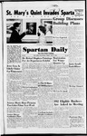 Spartan Daily, January 8, 1954 by San Jose State University, School of Journalism and Mass Communications