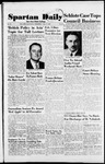 Spartan Daily, January 13, 1954 by San Jose State University, School of Journalism and Mass Communications