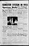 Spartan Daily, January 19, 1954 by San Jose State University, School of Journalism and Mass Communications