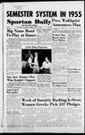 Spartan Daily, January 19, 1954
