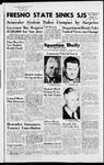 Spartan Daily, January 20, 1954 by San Jose State University, School of Journalism and Mass Communications