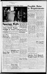 Spartan Daily, January 21, 1954 by San Jose State University, School of Journalism and Mass Communications