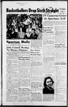Spartan Daily, January 25, 1954 by San Jose State University, School of Journalism and Mass Communications