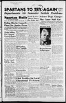 Spartan Daily, January 26, 1954 by San Jose State University, School of Journalism and Mass Communications