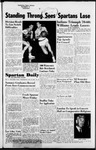 Spartan Daily, January 27, 1954 by San Jose State University, School of Journalism and Mass Communications