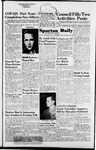 Spartan Daily, January 28, 1954 by San Jose State University, School of Journalism and Mass Communications