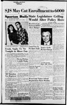Spartan Daily, January 29, 1954 by San Jose State University, School of Journalism and Mass Communications