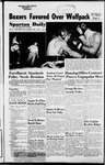 Spartan Daily, February 1, 1954 by San Jose State University, School of Journalism and Mass Communications