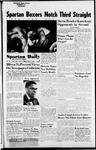 Spartan Daily, February 2, 1954 by San Jose State University, School of Journalism and Mass Communications