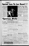 Spartan Daily, February 3, 1954 by San Jose State University, School of Journalism and Mass Communications