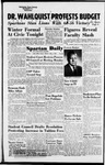 Spartan Daily, February 5, 1954 by San Jose State University, School of Journalism and Mass Communications