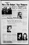 Spartan Daily, February 8, 1954 by San Jose State University, School of Journalism and Mass Communications