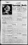 Spartan Daily, February 9, 1954 by San Jose State University, School of Journalism and Mass Communications