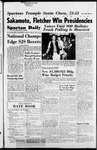 Spartan Daily, February 22, 1954 by San Jose State University, School of Journalism and Mass Communications