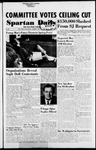 Spartan Daily, February 23, 1954 by San Jose State University, School of Journalism and Mass Communications
