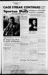 Spartan Daily, February 24, 1954 by San Jose State University, School of Journalism and Mass Communications