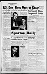 Spartan Daily, March 1, 1954 by San Jose State University, School of Journalism and Mass Communications