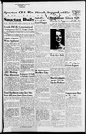 Spartan Daily, March 2, 1954 by San Jose State University, School of Journalism and Mass Communications