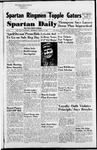 Spartan Daily, March 10, 1954