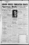 Spartan Daily, March 11, 1954 by San Jose State University, School of Journalism and Mass Communications