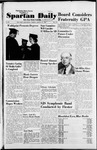 Spartan Daily, March 16, 1954 by San Jose State University, School of Journalism and Mass Communications