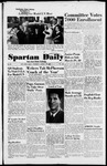 Spartan Daily, March 18, 1954