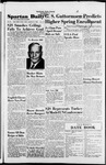 Spartan Daily, March 31, 1954 by San Jose State University, School of Journalism and Mass Communications
