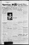 Spartan Daily, April 6, 1954 by San Jose State University, School of Journalism and Mass Communications