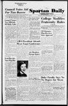 Spartan Daily, April 7, 1954 by San Jose State University, School of Journalism and Mass Communications