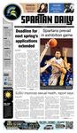 Spartan Daily November 8, 2010