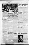 Spartan Daily, April 21, 1954