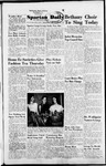 Spartan Daily, April 28, 1954