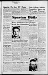 Spartan Daily, May 4, 1954 by San Jose State University, School of Journalism and Mass Communications