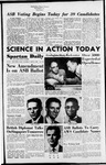 Spartan Daily, May 6, 1954 by San Jose State University, School of Journalism and Mass Communications