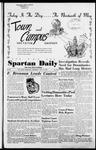 Spartan Daily, May 19, 1954