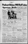 Spartan Daily, May 21, 1954