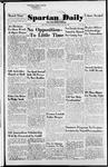 Spartan Daily, May 28, 1954