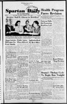 Spartan Daily, June 3, 1954
