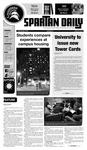 Spartan Daily November 16, 2010