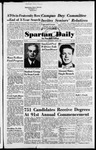 Spartan Daily, June 9, 1954