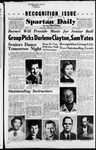 Spartan Daily, June 11, 1954 by San Jose State University, School of Journalism and Mass Communications