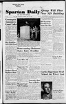 Spartan Daily, September 28, 1954 by San Jose State University, School of Journalism and Mass Communications