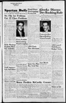 Spartan Daily, September 29, 1954