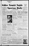 Spartan Daily, October 4, 1954