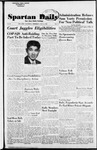 Spartan Daily, October 6, 1954 by San Jose State University, School of Journalism and Mass Communications