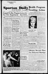 Spartan Daily, October 7, 1954