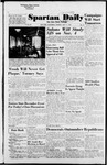 Spartan Daily, October 11, 1954 by San Jose State University, School of Journalism and Mass Communications