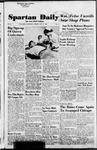 Spartan Daily, October 12, 1954