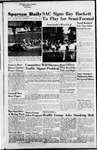 Spartan Daily, October 13, 1954 by San Jose State University, School of Journalism and Mass Communications