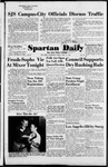 Spartan Daily, October 15, 1954 by San Jose State University, School of Journalism and Mass Communications